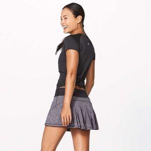 Lululemon Polka Dot Circuit Breaker Skirt